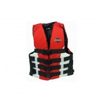 BASE NYLON CE APPROVED FLOATATION VEST - JUNIOR