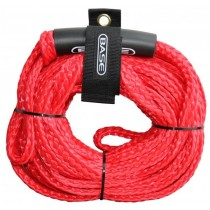BASE - 6 PERSON HD BUNGEE TUBE ROPE - RED