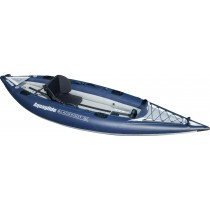 AQUAGLIDE BLACKFOOT HIGH PRESSURE INFLATABLE FISHING KAYAK SL