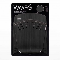 WMFG - Stubby Six Pack Grooved Traction 3.0 - Black