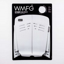 WMFG - Stubby Six Pack Grooved Traction 3.0 - White