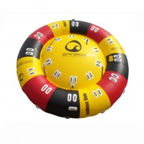 Spinera Professional Tube - Endless Ride - Red/Yellow - 8-12