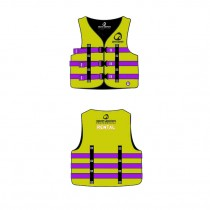 Spinera Professional 600D Rental Vest - Yellow