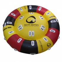 Spinera Professional Tube - Endless Ride - Red/Yellow - 4-6