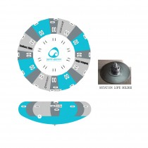 Spinera Professional Tube - Endless Ride - Teal - 8-12