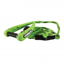 Hyperlite 25' Pro Surf Rope w/Handle Green - 2021